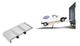 rampa cargadora de coches